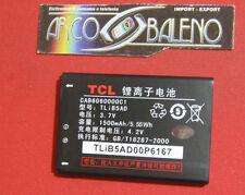 BATTERIA 1500Mah ORIGINALE PER ALCATEL ONE TOUCH 995D 993D TLIB5AD OT RICAMBIO