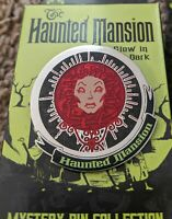 Disney Haunted Mansion Madame Leota Glow in the Dark Mystery Box Pin