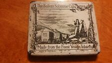 Vintage The Balkan Sobranie Cigarette Empty Tin Box Made In England