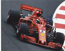 SEBASTIAN VETTEL SIGNED AUTOGRAPH  FERRARI F1 RACING 8X10 PHOTO  PROOF #7