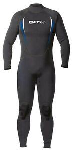 Mares Mens Manta 2.2mm Neoprene Steamer Wetsuit - Size Choice
