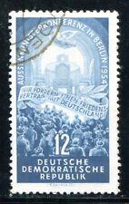 DDR 1954 424i Gest buco nella sedia Lehne (a7910