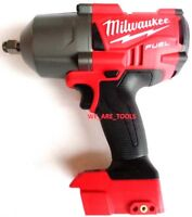 "New Milwaukee FUEL 2767-20 18V 1/2"" Cordless Brushless Impact Wrench Ring M18"