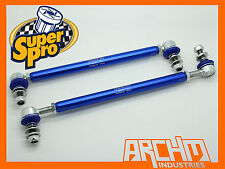TOYOTA YARIS NCP13 - 2012-ON FRONT SUPERPRO ADJUSTABLE SWAY BAR LINK KIT