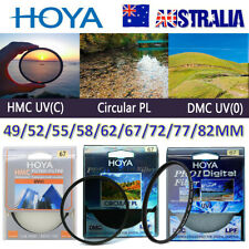 HOYA 49 55 58 67 72 77 82mm Slim Digital Camera Filter HMC UV(C)/ CIR-PL/ UV DMC