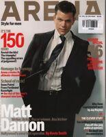 Arena Magazine September 2004 Matt Damon Kevin Smith Jay Rayner 062018DBF2
