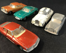 collection Of Lesney Matchbox Cars