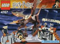 NEW Lego Harry Potter 4767 Harry and the Hungarian Horntail