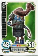 Star Wars Force Attax Series 3 Card #147 Onca