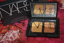NARS DUO EYESHADOW SCORCHING SUN (MATTE BRONZE / SHIMMER BRONZE) NEW IN BOX