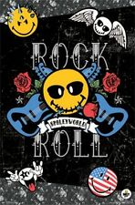 POSTER Smiley World Rock Out