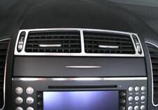 Mercedes Benz SLK R171 280 200 350 AMG Brabus Lüfterdüsen Düsen Luft Aluminium