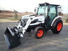New Bobcat Ct5558 Compact Tractor W/Loader,Cab, Heat/Ac, 4X4, Hydro,540 Pto
