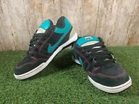 Nike air mogan 6.0 Womens Black/Green Size 4 UK 37.5 EUR