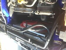 JEEP LIBERTY CRD DIESEL FF DYNAMICS EXTREME ELECTRIC COOLING FAN KIT MPG CUSTOM
