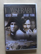 I Miserabili - Richard Jordan, Anthony Perkins DVD nuovo
