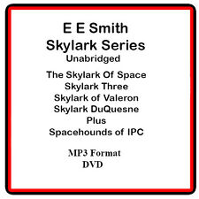 E E Smith - Skylark Series - Audiobooks