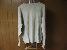 Vintage Men's L Large Sweater 90% Imported Lambs Wool
