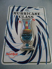 Hard Rock Cafe Ushuaia 2017 - 3D Hurricane Glass - Worldwide Series Pin on Card
