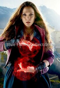 Scarlet Witch Movie Poster