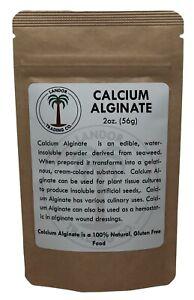 Calcium Alginate 2oz (56 grams)