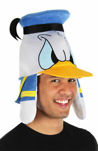 Disney Donald Duck Water Spraying Hat for adults and kids