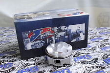 JE Pistons 2006-2011 Honda Civic Si K20 K20Z3 Engines - 86mm Bore 10.0:1 Comp