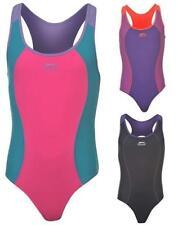 Vêtements maillots de bain en nylon pour fille de 2 à 16 ans