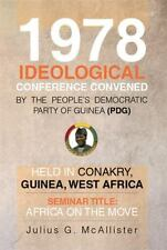1978 Ideological Conference Convened by the People's Democratic Party of...