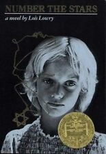 Number the Stars by Lois Lowry (1989, Hardcover, Teacher's Edition of Textbook)