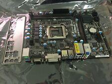 ASROCK H61M-DG3/USB3 SOCKET 1155 MATX MOTHERBOARD & I/O Shield 16/07/SK6