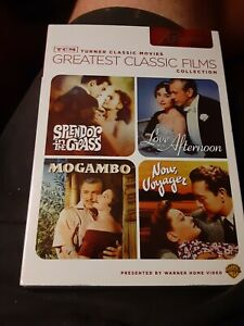 TCM Greatest Classic Films Collection: Romance = Splendor in the Grass, Mogambo+