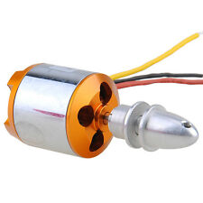 A2217 950KV Brushless Outrunner Motor for airplane Aircraft w/ adapter Drone