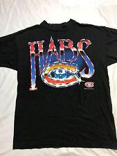 Vintage 1994 Montreal Canadiens Shirt XL Habs