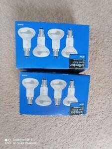 Old Light Bulbs Reflector R50 Spot 40watt 8 Bulbs