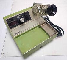 WELLER ELECTRONIC CONTROL SOLDERING POWER STATION EC 2000 EC2002B 120V TESTED