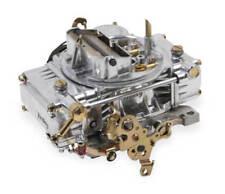 Holley Carburetor 600 CFM Electric Choke # 80457-S Shiny Finish - Remanufactured