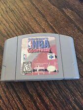 NBA Courtside Nintendo 64 N64 Game Cart Works NE5
