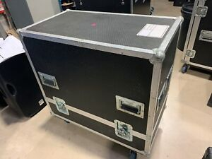 Silver Amp Speaker//Music Box//Suitcase Pulls 2x Rubber Case Strap Handles