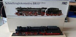 locomotive  PIKO à  vapeur BR03 0-2.