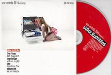 CD CARDSLEEVE 15T MONIKA/WILLIAM SHELLER/THE SHOES/LOW/BANGKOK/DORNIK/PAIN NOIR