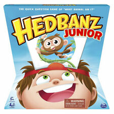 Hedbanz Junior - the quick question game of 'What am I' Spin Master 6044288