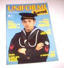 Militaria - Rivista Uniformi e Armi - N° 4 - Agosto 1989