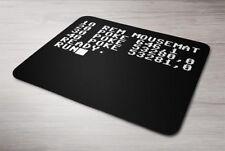 Retro Commodore 64 BASIC Mouse mat (CBM C64 Poke Mousemat Mouse Pad)
