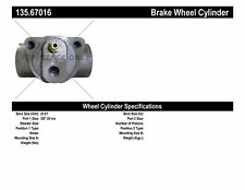 Drum Brake Wheel Cylinder-Limousine Rear Centric 135.67016