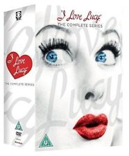 I Love Lucy The Complete Series 5030697035660 With Lucille Ball DVD Region 2