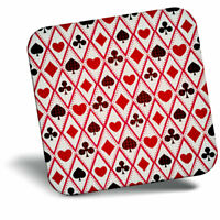 Awesome Fridge Magnet - Playing Cards Hearts Spades Cool Gift #3724