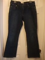 Women's LEVI'S 515 boot cut jeans, 12 m