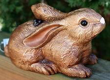 Timmy Woods Handmade carved sweet baby bunny Crossbody Satchel Clutch Purse NWT