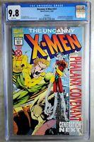 Uncanny X-Men 317 Marvel 1994 1st Blink CGC 9.8 NM/MT White Pages Comic Q0042